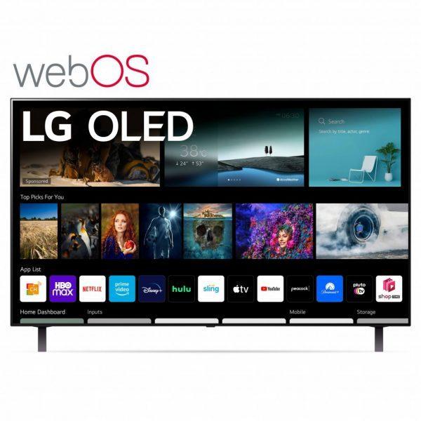 2021 OLED48A1PUA webOS1